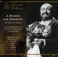 Cover Pavarotti - Pavarotti Collection: A Passion For Pavarotti [2CD]